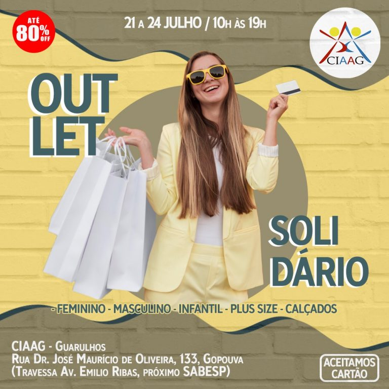 Outlet Solidário